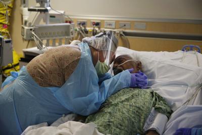 Coronavirus outbreak death
