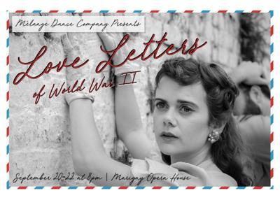 Love Letters of World War II