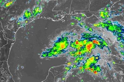 Tropical update July 22, 2020