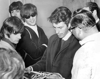 Near-death by Beatlemania? Geri Teasley remembers her wild experience with the Fab Four at City Park Stadium in 1964