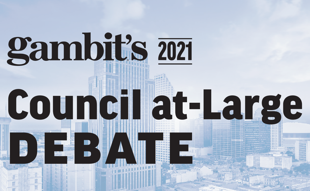 Division 2 Council candidates talk policy at Gambit debate Wednesday night