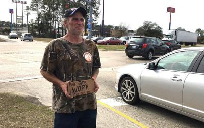 Judge dismisses St. Tammany sheriff from panhandling lawsuit