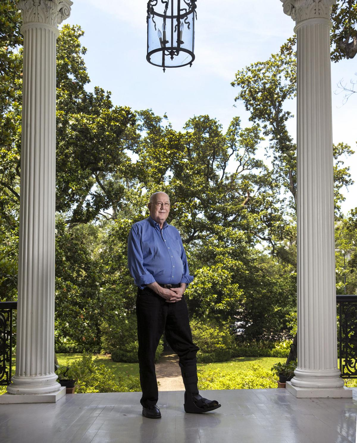 The legacy of Henry Howard, one of New Orleans' most influential architects