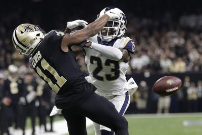 Saints to have rematch vs. Rams in Week 2; play in Atlanta on Thanksgiving