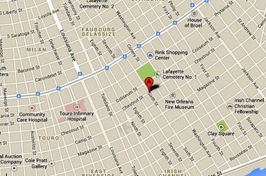 Garden District home invasion case ends not with a bang, but a ping