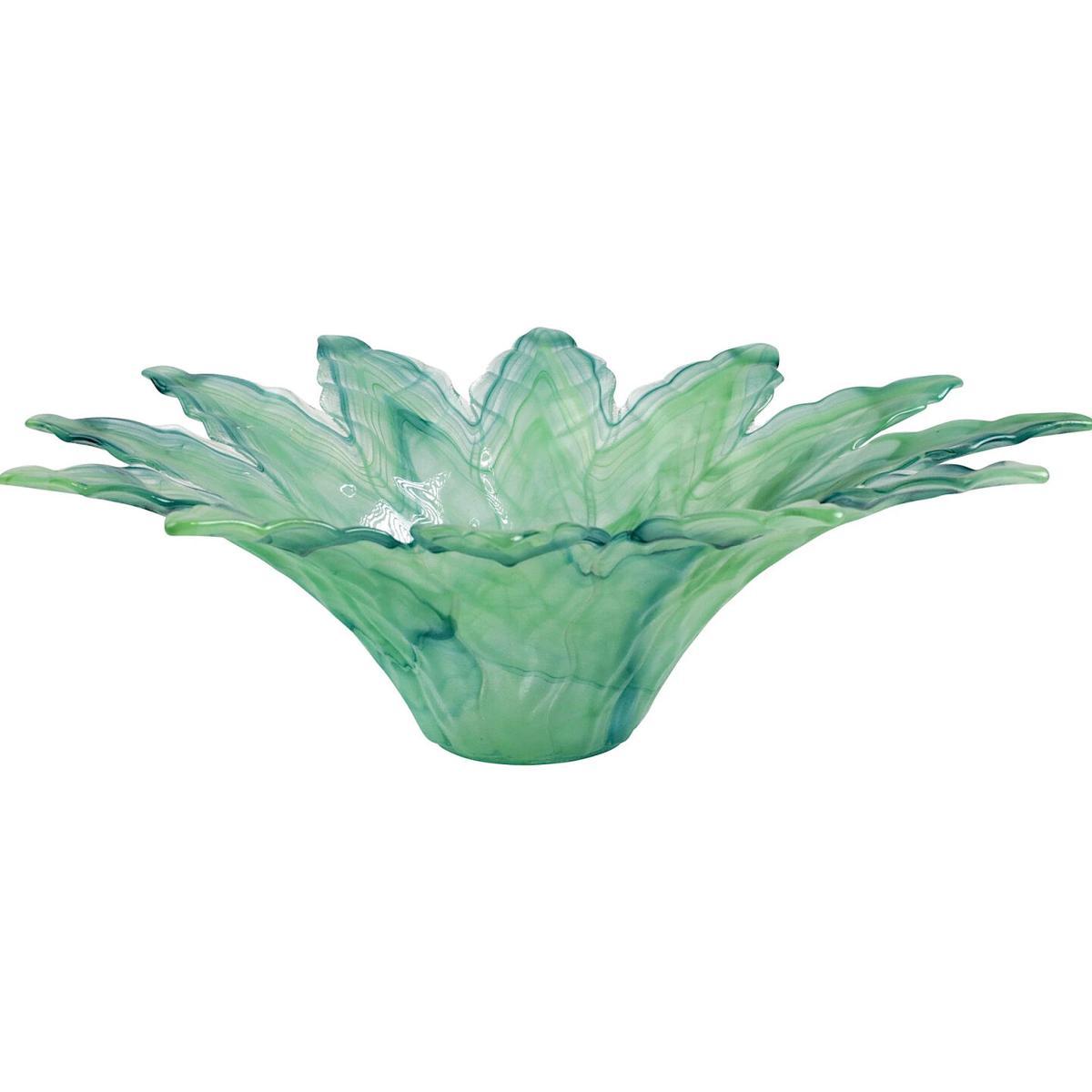 COOL TROPICAL  judy onda glass green bowl.jpg