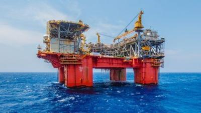 BP's Atlantis platform