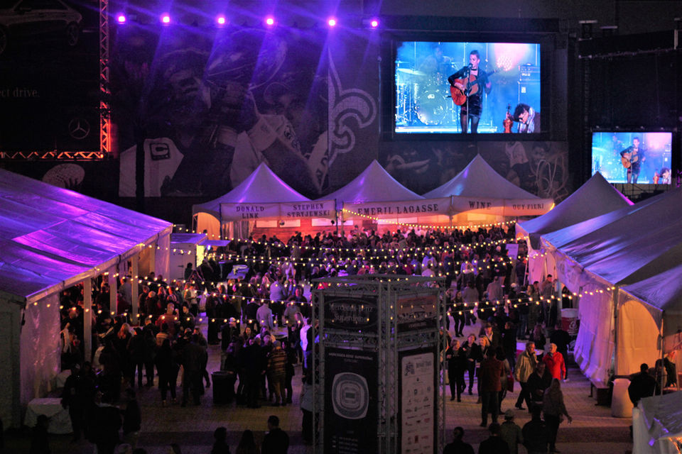 See photos from Boudin, Bourbon & Beer presented by Emeril Lagasse Foundation