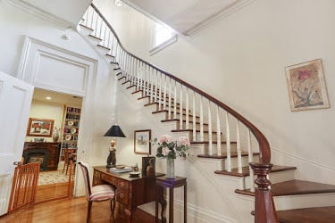 1530 First St. in the Garden District  - Staircase