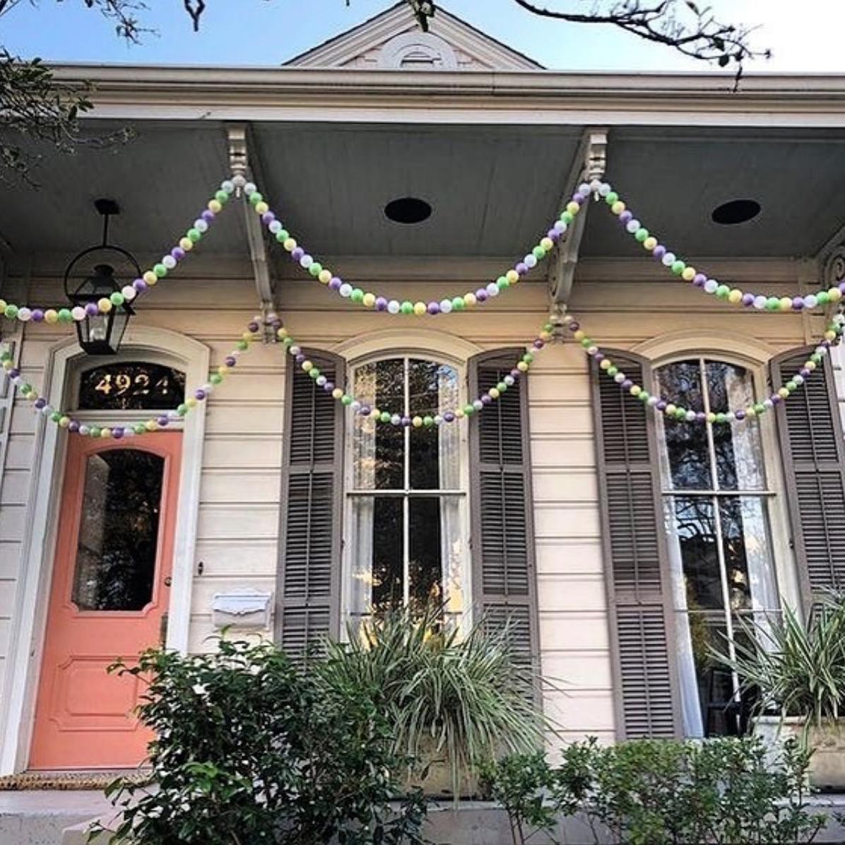 Bead House by @lousballz