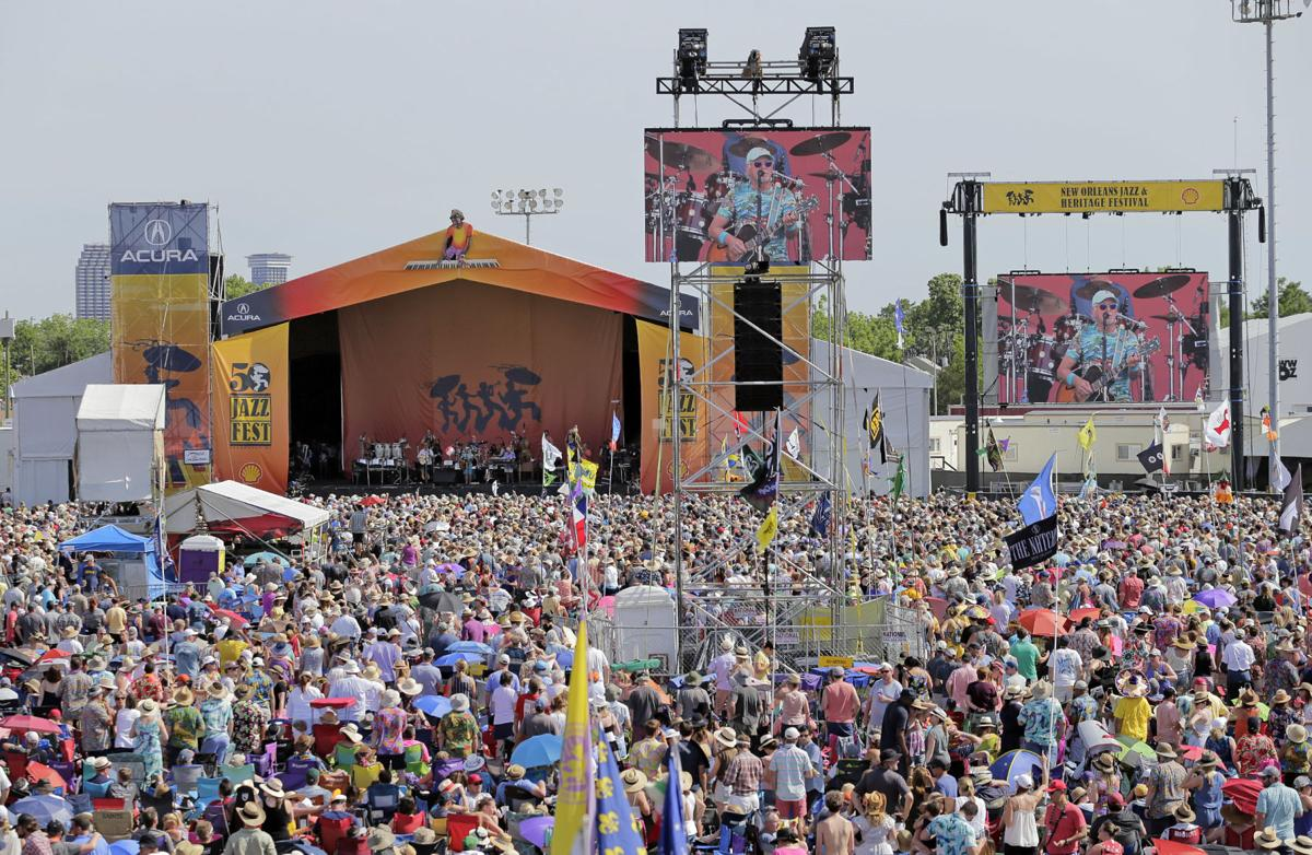 New Orleans Jazz & Heritage Festival 2019 (copy)