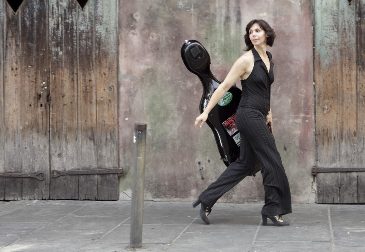 Twin albums from Helen Gillet, both out for Jazz Fest, create a double-sided emotional mirror