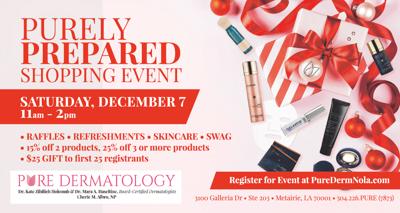Pure Dermatology - Holiday
