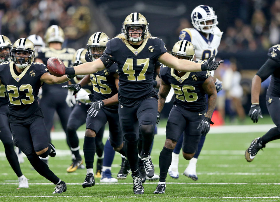 Saints will rout the Rams and reach the Super Bowl. Here are 5 reasons why.