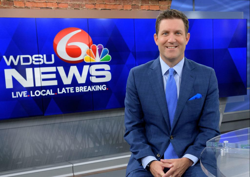 Former WDSU anchor Scott Walker to run for Jefferson Parish Council