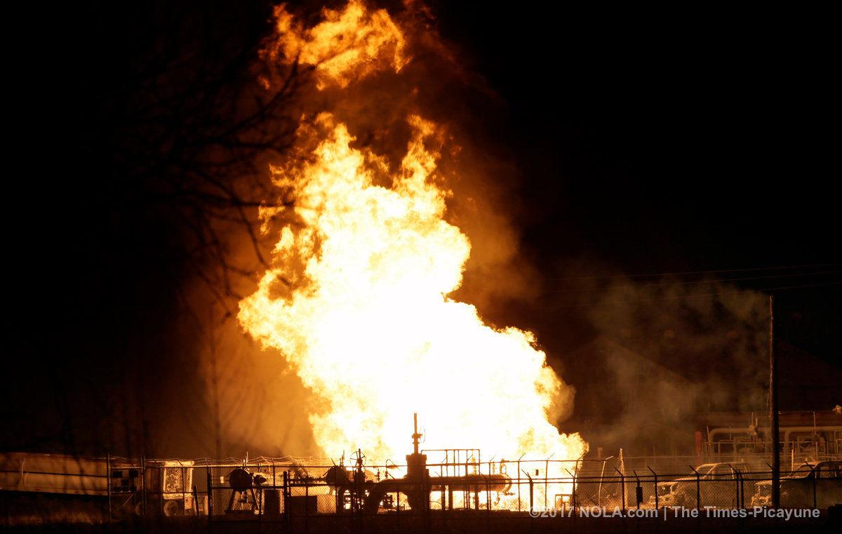 Remains of missing pipeline worker recovered days after explosion in Paradis