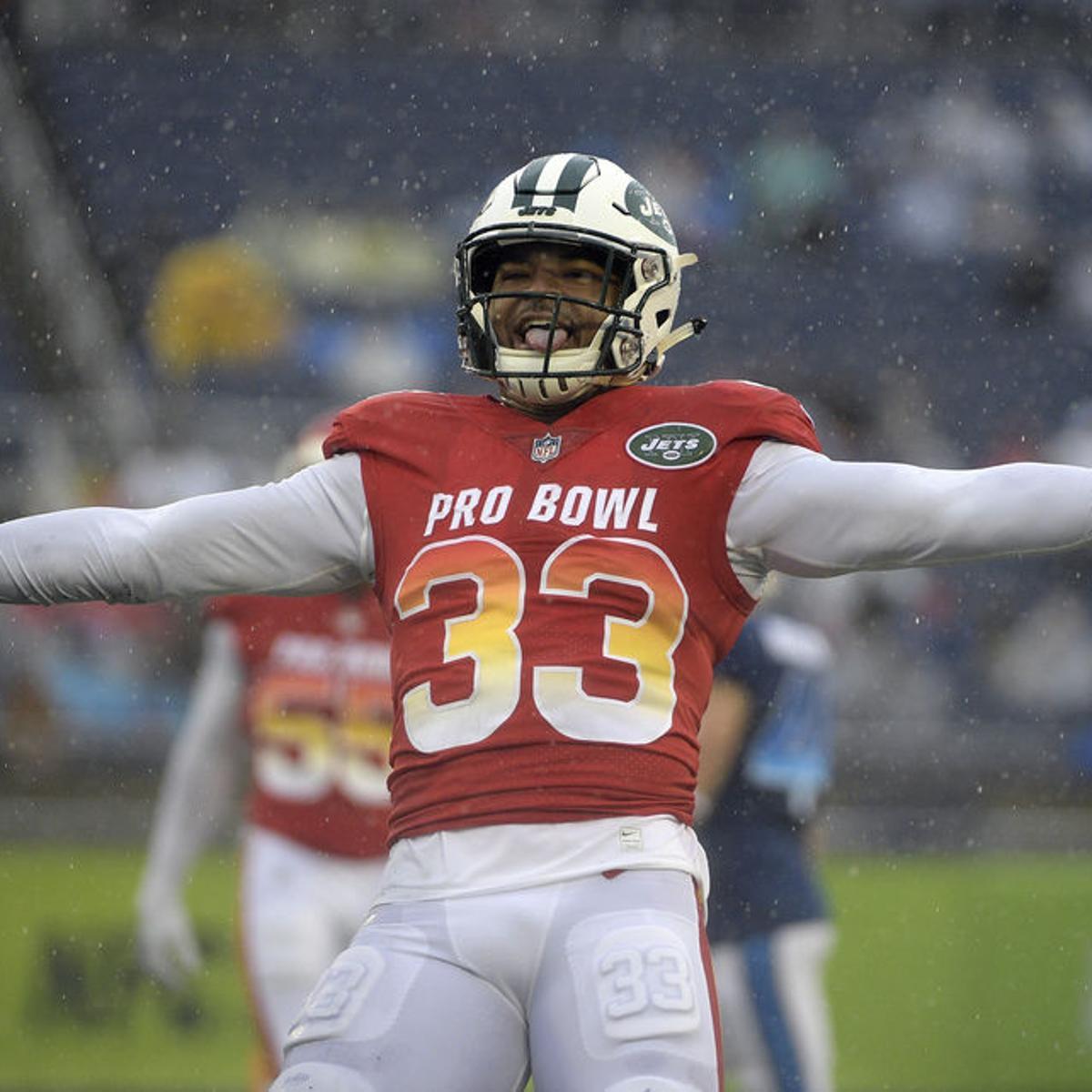 big sale e2c46 9d307 Former LSU safety Jamal Adams earns Pro Bowl MVP award with ...
