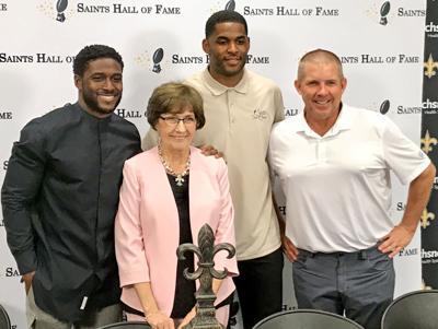Reggie Bush, Marques Colston headline stellar Saints Hall of Fame Class of 2019   Saints   nola.com