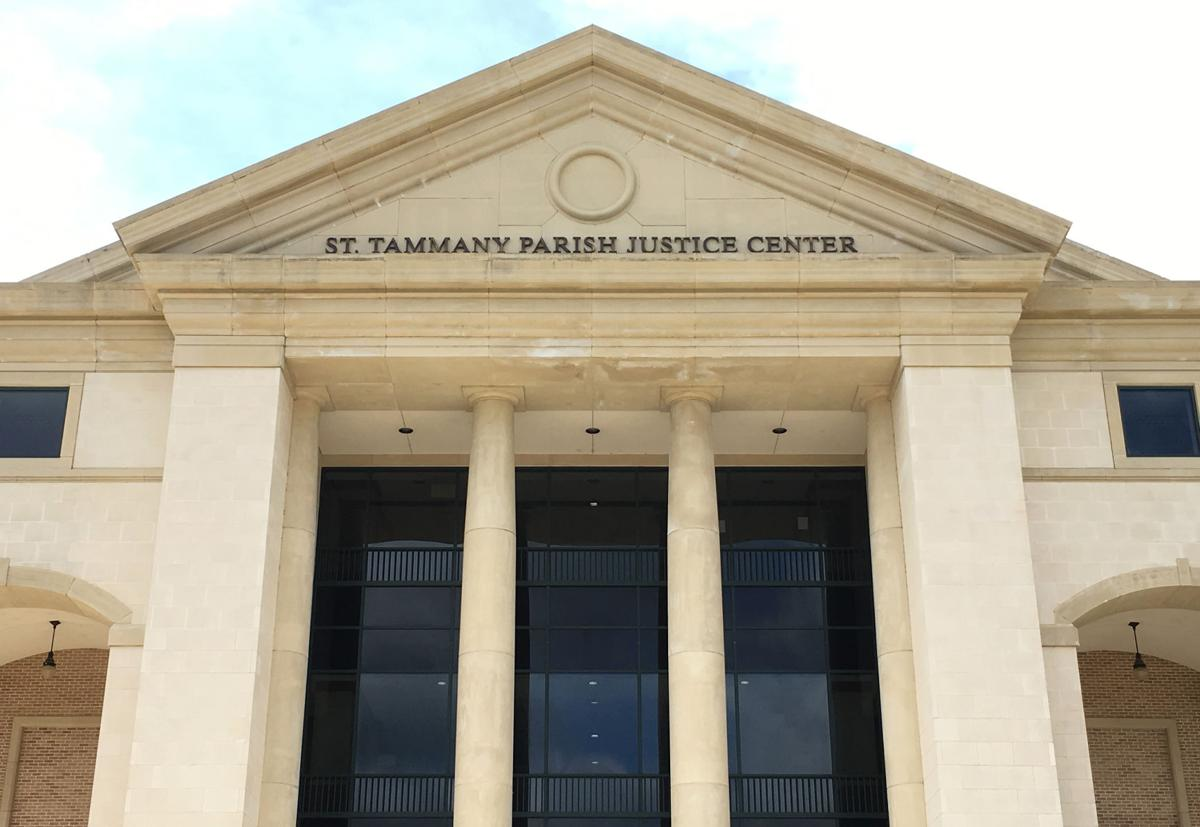 St. Tammany Parish Courthouse