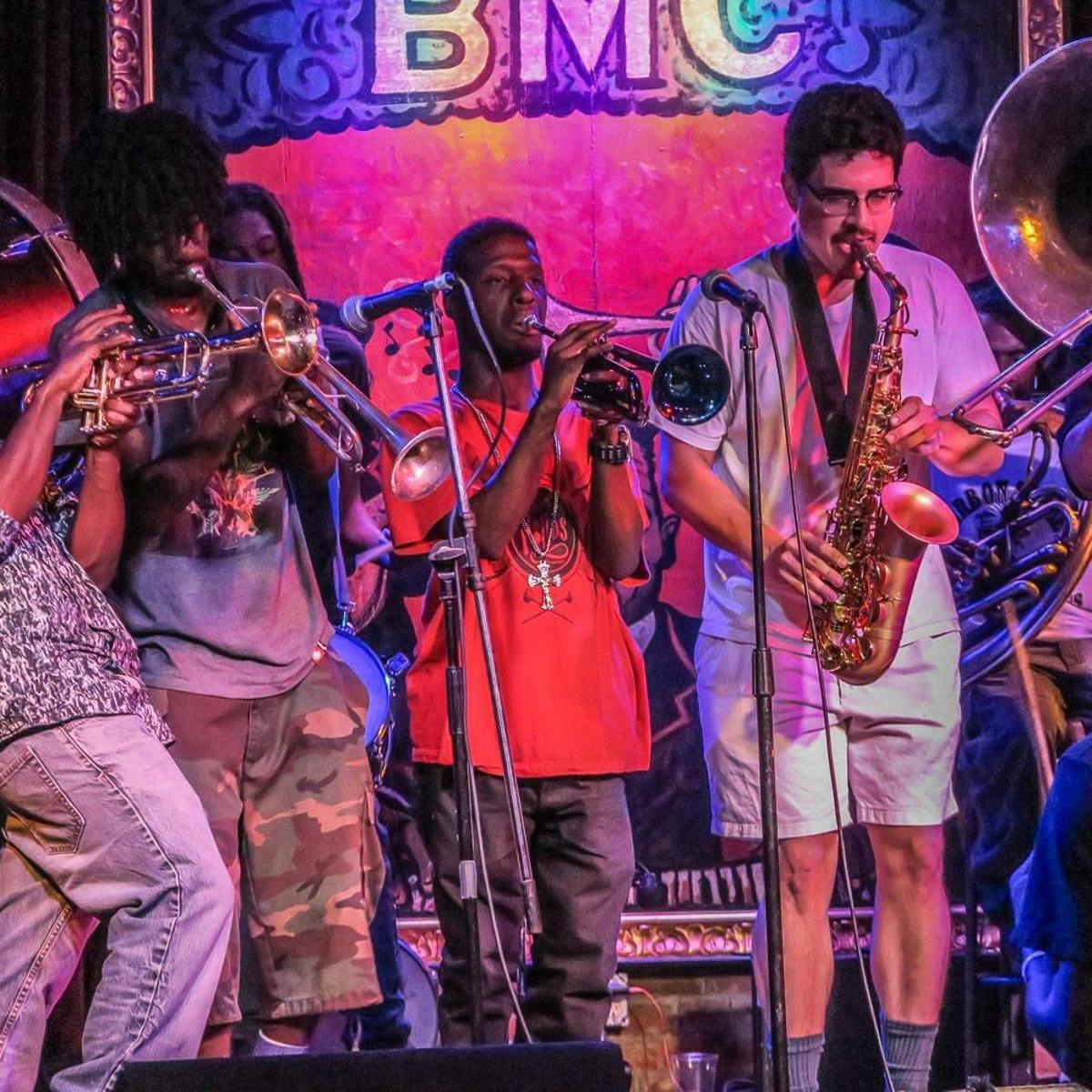 New Orleans music fans cry foul after viral video of brass band