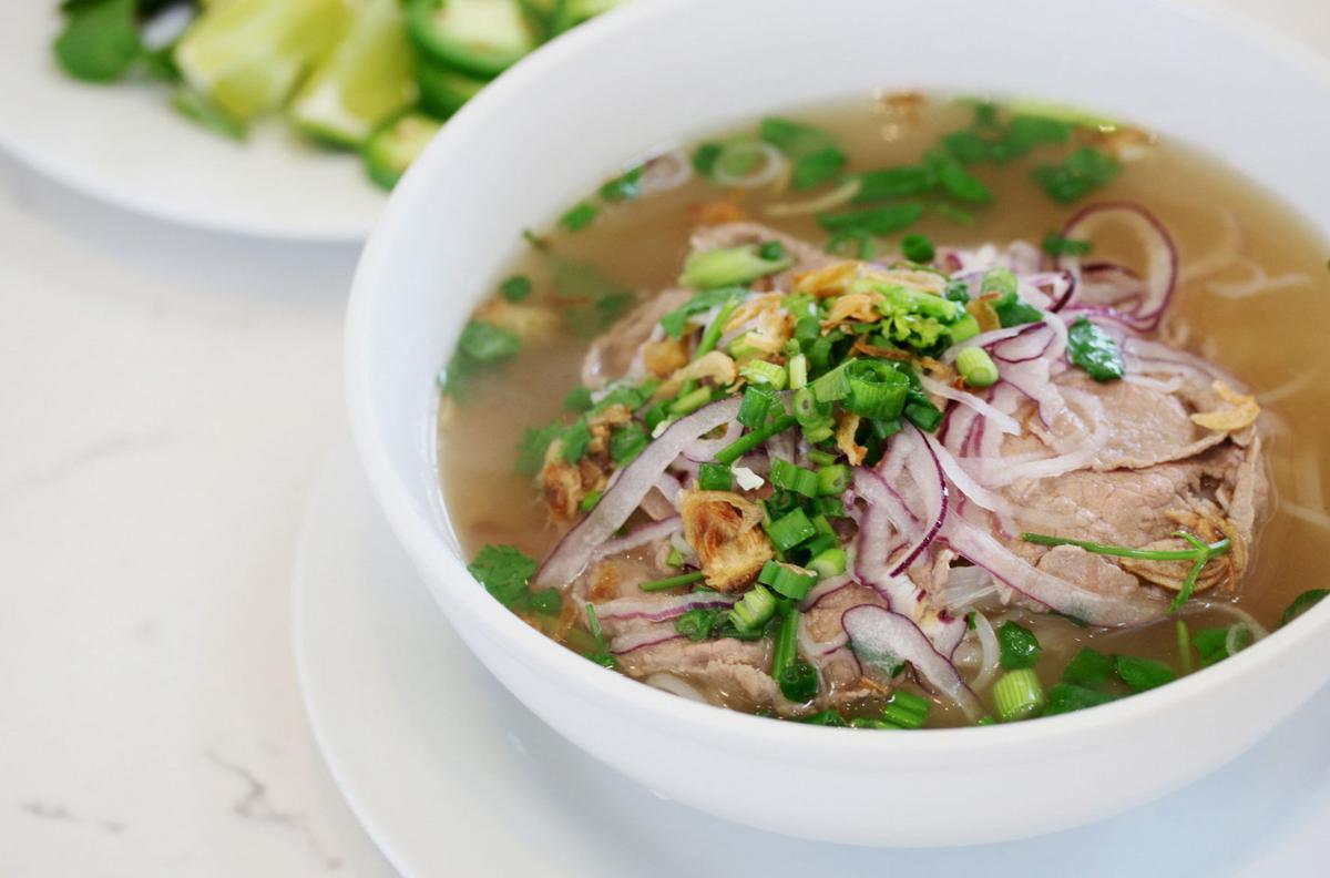 Vietnamese food with a second generation attitude at St. Roch Market