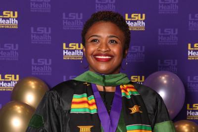 Ashley Smith LSU Health Sciences