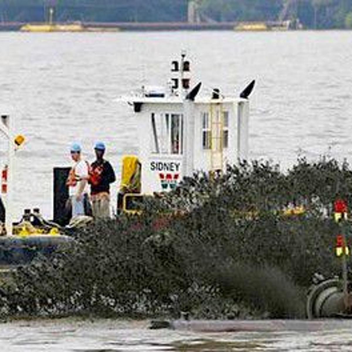 What is dredging? | Environment | nola com