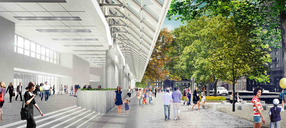 See plans for the New Orleans Convention Center's 5-year, $557 million upgrade