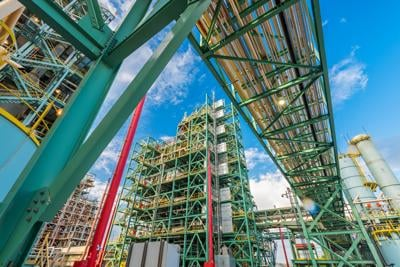 Honeywell's Geismar chemical plant
