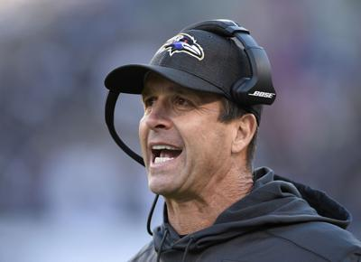 Ravens' John Harbaugh gives impassioned comments about changing NFL officiating procedures