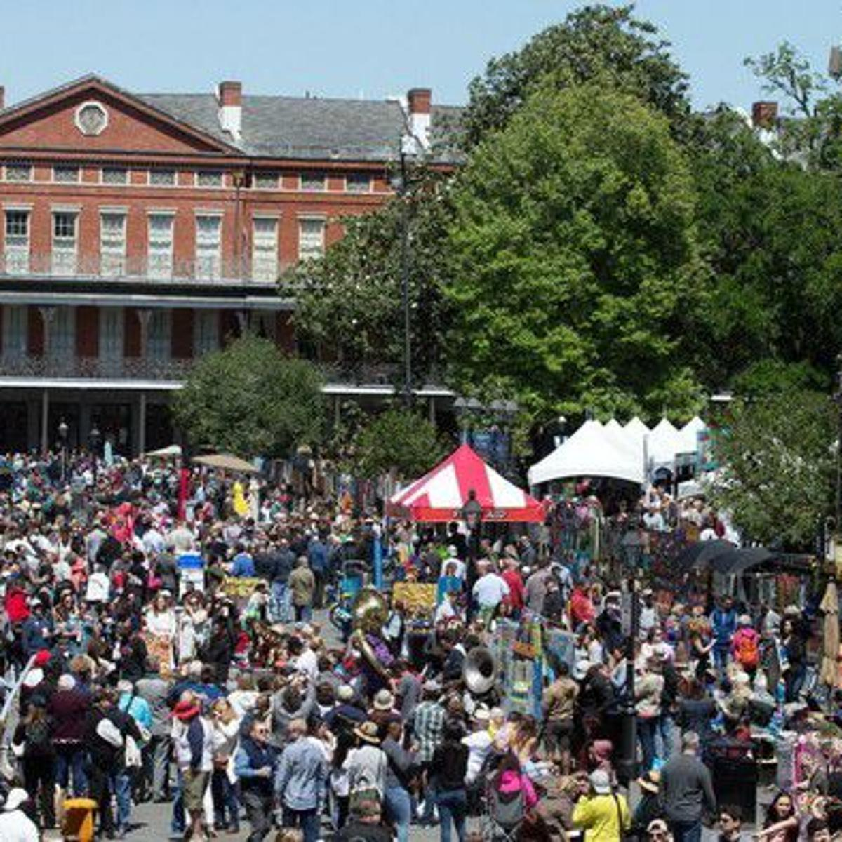 French Quarter Jazz Festival 2020 Why is 2020 French Quarter Fest shifting to weekend before Jazz
