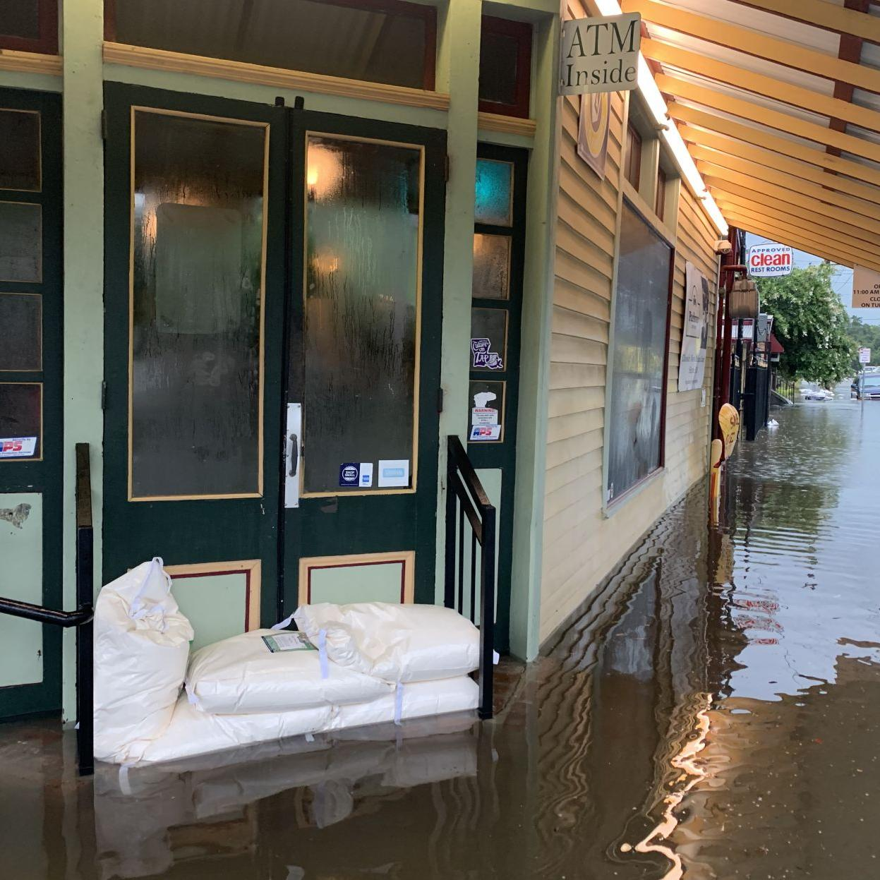 How restaurants, bars, and more across New Orleans held off