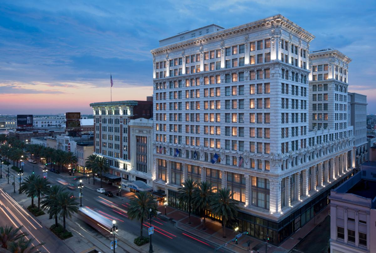 The Ritz-Carlton New Orleans to get $40 million upgrade