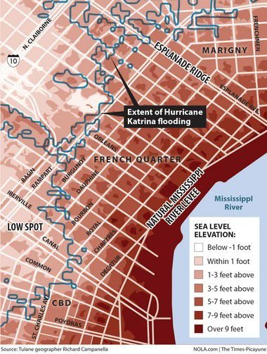In light of the Brian Williams Katrina controversy: a brief history on nola katrina flood map, new orleans and katrina, new orleans superdome katrina, new orleans on map of usa, gulfport katrina flood map, new orleans after katrina, new orleans area map, 9th ward katrina flood map, new orleans mayor during katrina, new orleans site map, new orleans flooding katrina, hurricane katrina map, metairie katrina flood map, new orleans flood protection system, new orleans island map, st. charles street new orleans on a map, katrina storm surge map, new orleans flood damage, new orleans below sea level map, slidell katrina flood map,
