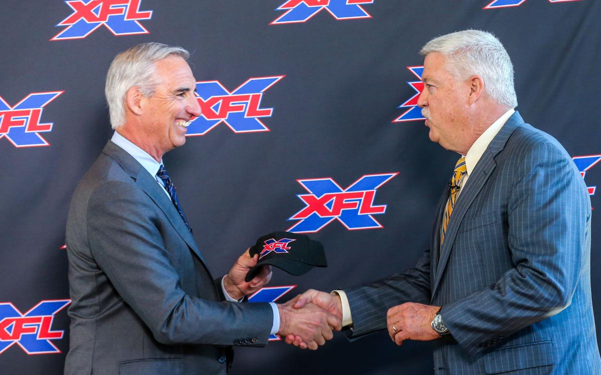 XFL inks broadcast deals with ESPN, Fox Sports
