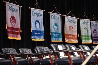 Delgado graduation