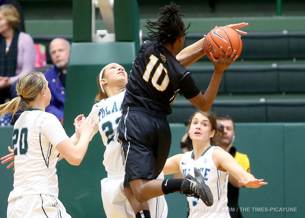 Tulane women's basketball rallies for a 73-71 OT win over Southern Miss