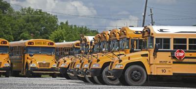 bus school students