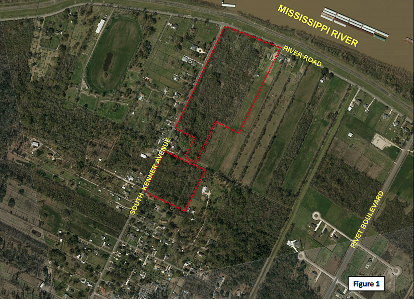 New subdivision at Waggaman proposed 3 months after Avondale Shipyard sale