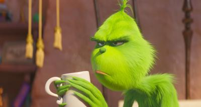 'The Grinch' movie review: You're an unnecessary one, Mr. Grinch.