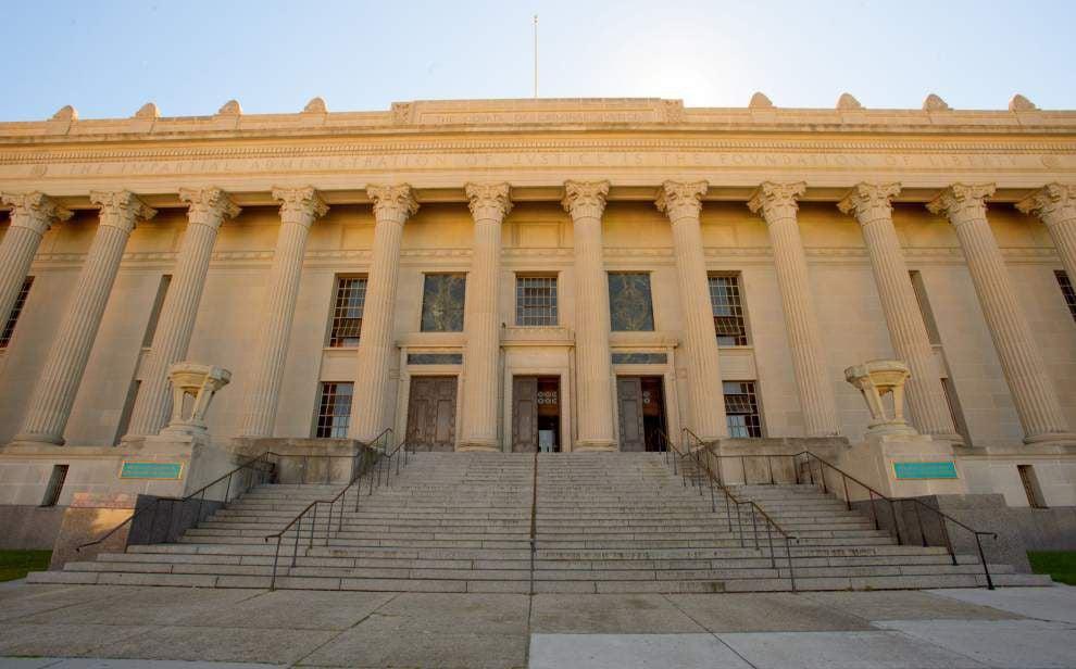 Criminal District Court stock tulane broad