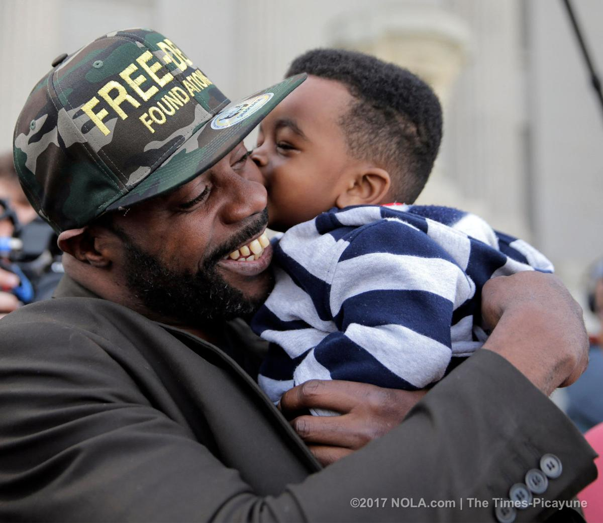 After 23 years in prison for wrongful conviction, Robert Jones sues Orleans DA