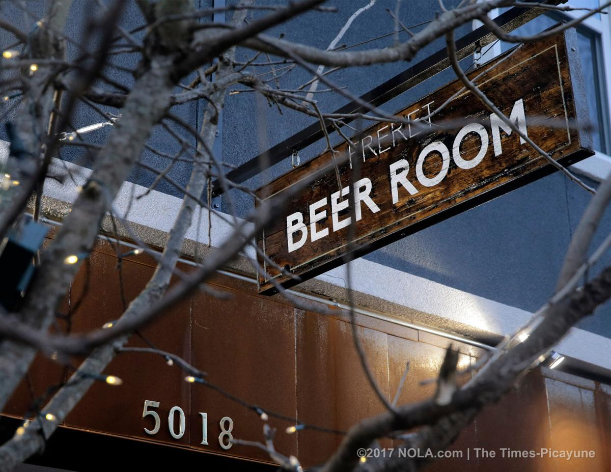Beer and food pairing? Freret Beer Room sets the standard
