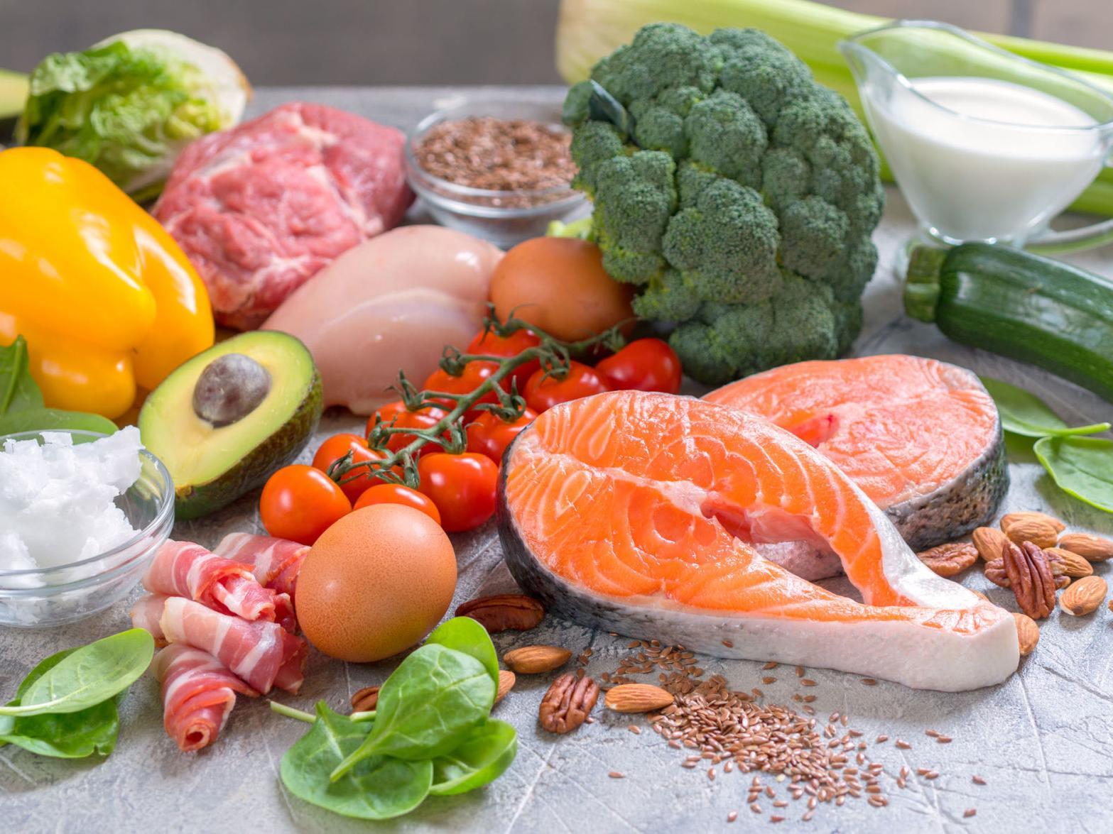 keto diet foods high in fat