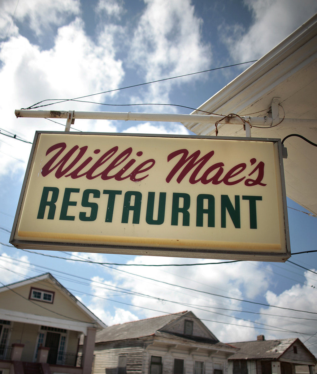 Willie Mae's, Brennan's and Sylvain: Talking food on News Talk 99.5 WRNO