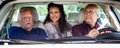 'The Last Laugh' movie review: Chevy Chase, at his most shrugworthy