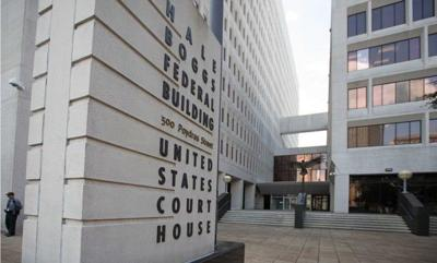 Hale Boggs Federal Building on Poydras Street file photo
