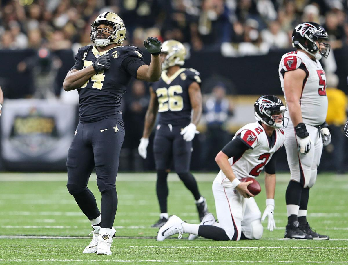 Saints' Cam Jordan takes one step closer to 'vision of grandeur' with 3-year extension