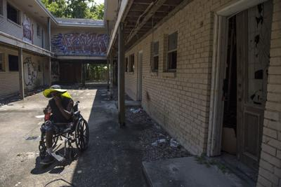 New Orleans' Lower 9th Ward is still reeling from Hurricane Katrina's damage 15 years later