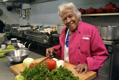 Leah Chase's Katrina story: 'You take a good cry and you keep going'